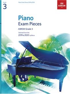ABRSM Grade 3 Piano