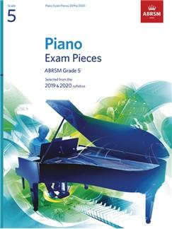 ABRSM Grade 5 Piano