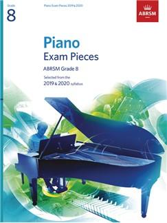 ABRSM Grade 8 Piano