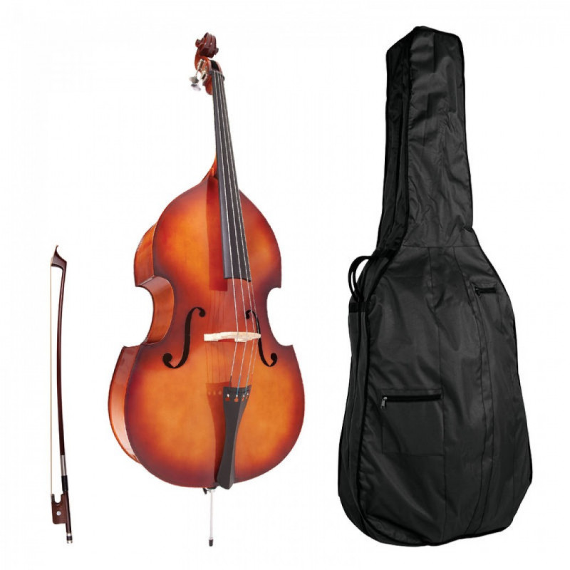 ANTONI 'DEBUT' DOUBLE BASS OUTFIT – 3/4 SIZE