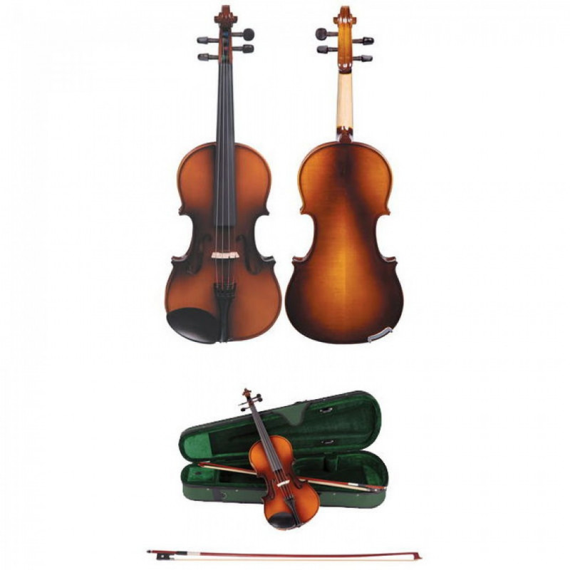 ANTONI 'DEBUT' VIOLIN OUTFIT – 3-4 SIZE