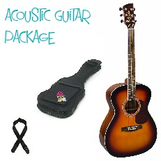 Acoustic Guitar Package