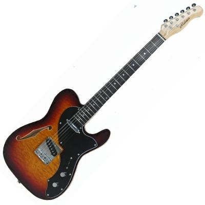 Alden – LT Crus Deluxe Guitar Antique Sunburst