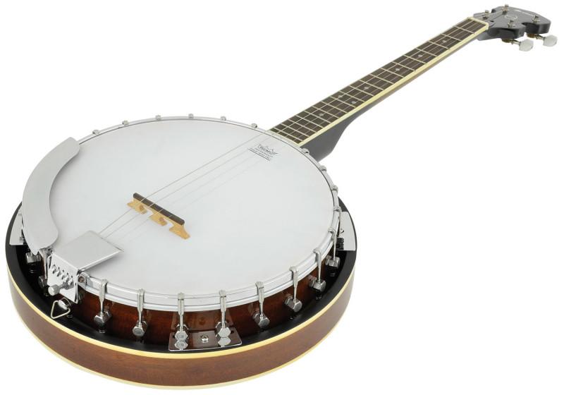 BJ Series 4-string tenor banjo