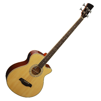 BRUNSWICK ACOUSTIC BASS NATURAL