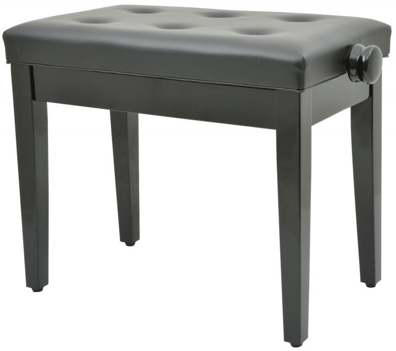 Black Piano Benches