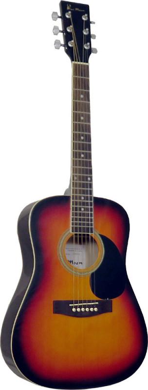 Blue Moon 3-4 Steel Strung Guitar