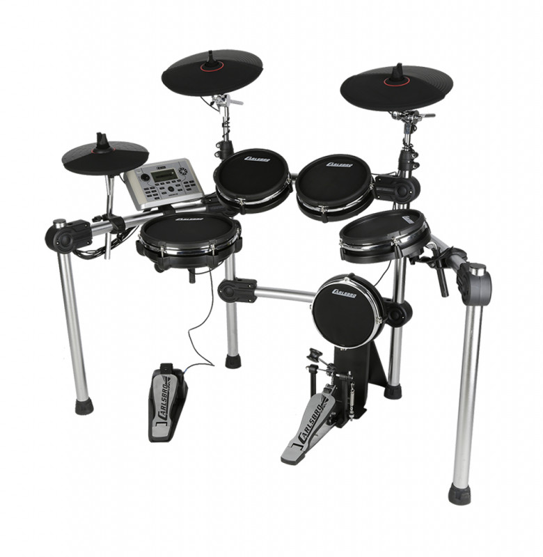 Carlsbro CSD500 Mesh Head Electronic Digital Drum Kit