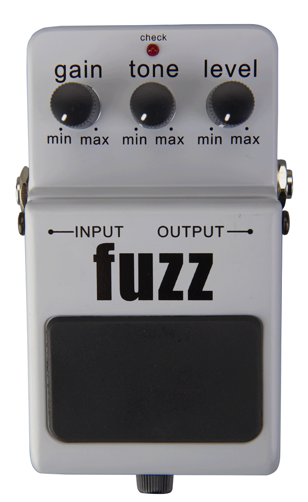 Carlsbro Fuzz Guitar Effects Pedal