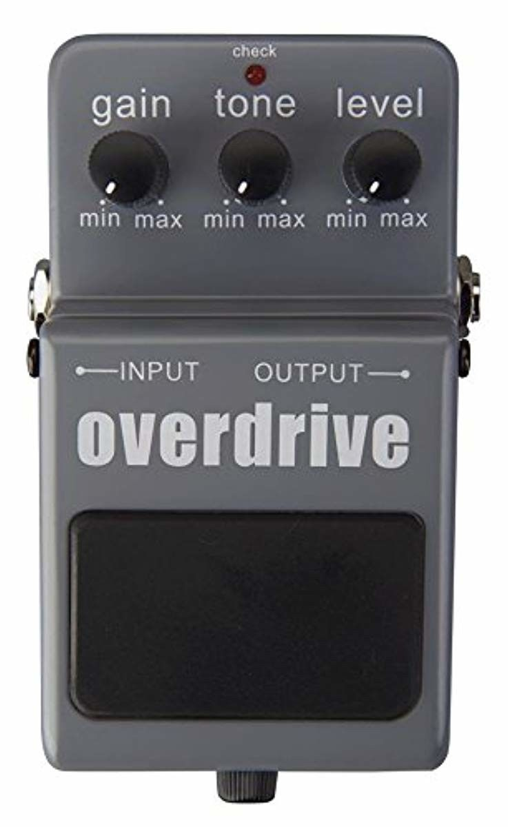Carlsbro Overdrive Guitar Effects Pedal