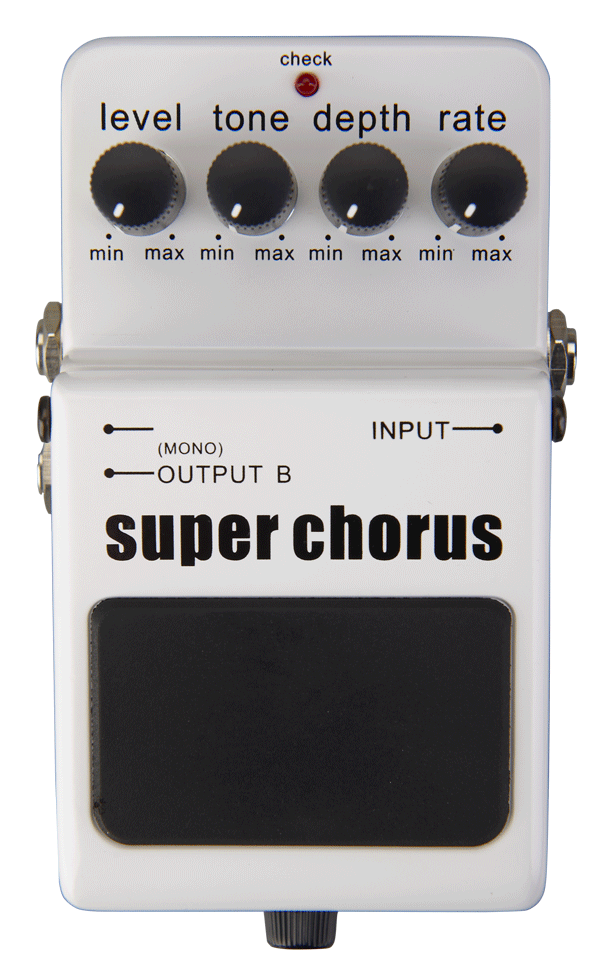 Carlsbro Super Chorus Guitar Effects Pedal
