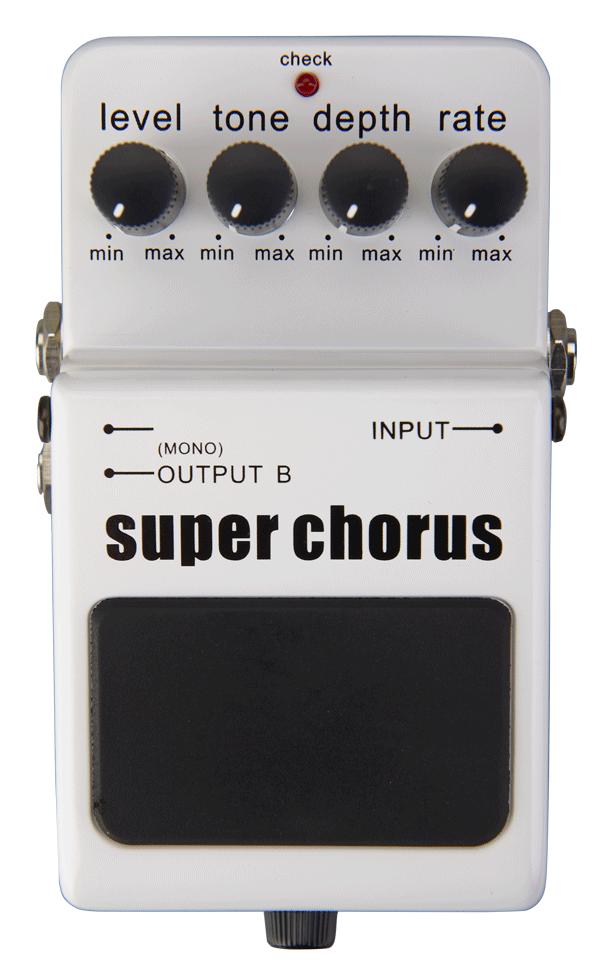 Carlsbro Super Chorus Guitar Effects Pedal