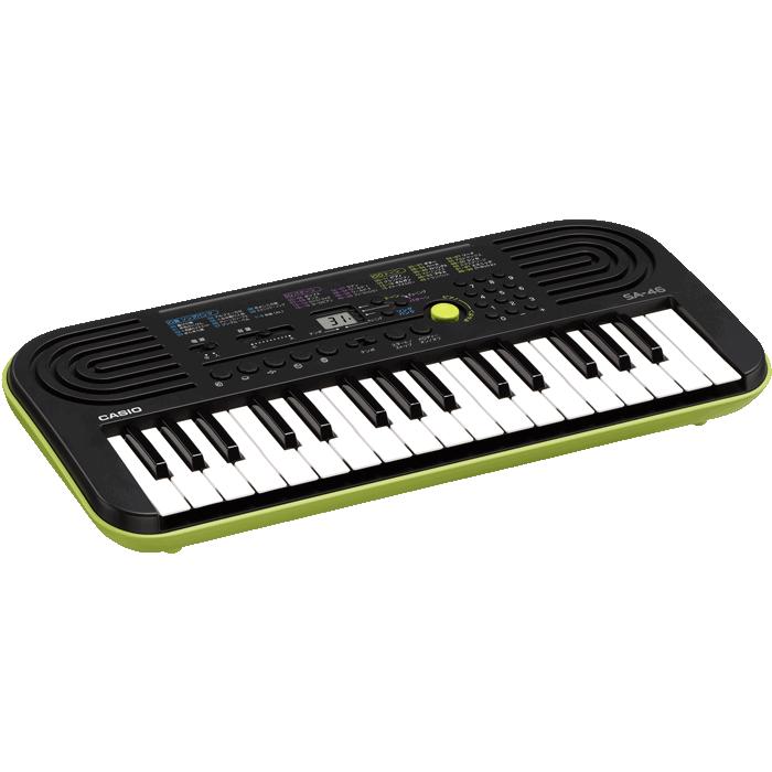 Casio SA-46AH5 Mini Keyboard