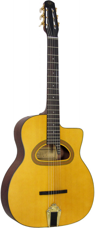 Cigano Gypsy Jazz Guitar, D Hole