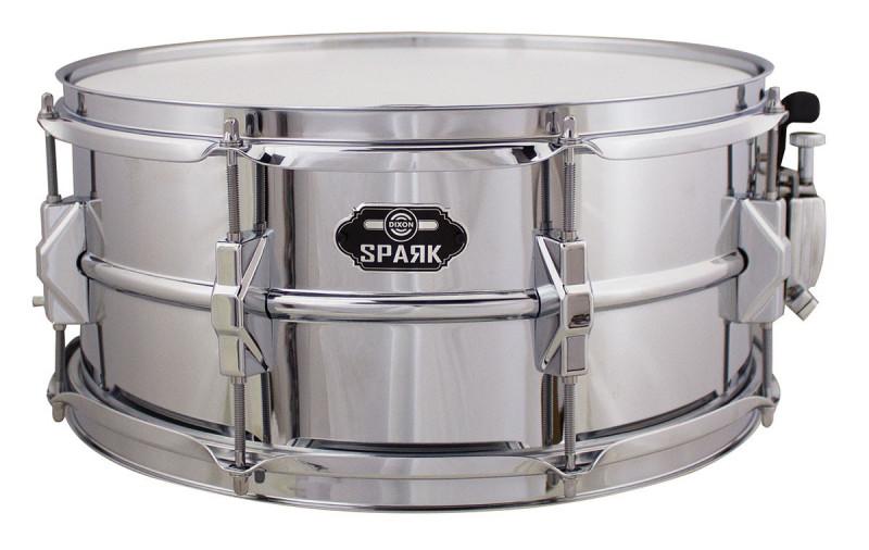 DIXON SNARE DRUM SPARK STEEL 5.5X14
