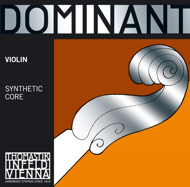 Dominant Violin SET (129chrome,131,132,133) 4/4