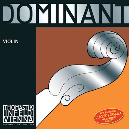 Dominant Violin SET (130,131,132,133) 4-4 - Weak