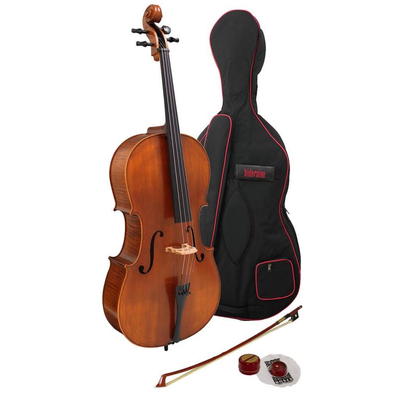 Hidersine Vivente 4/4 Cello Finetune Outfit