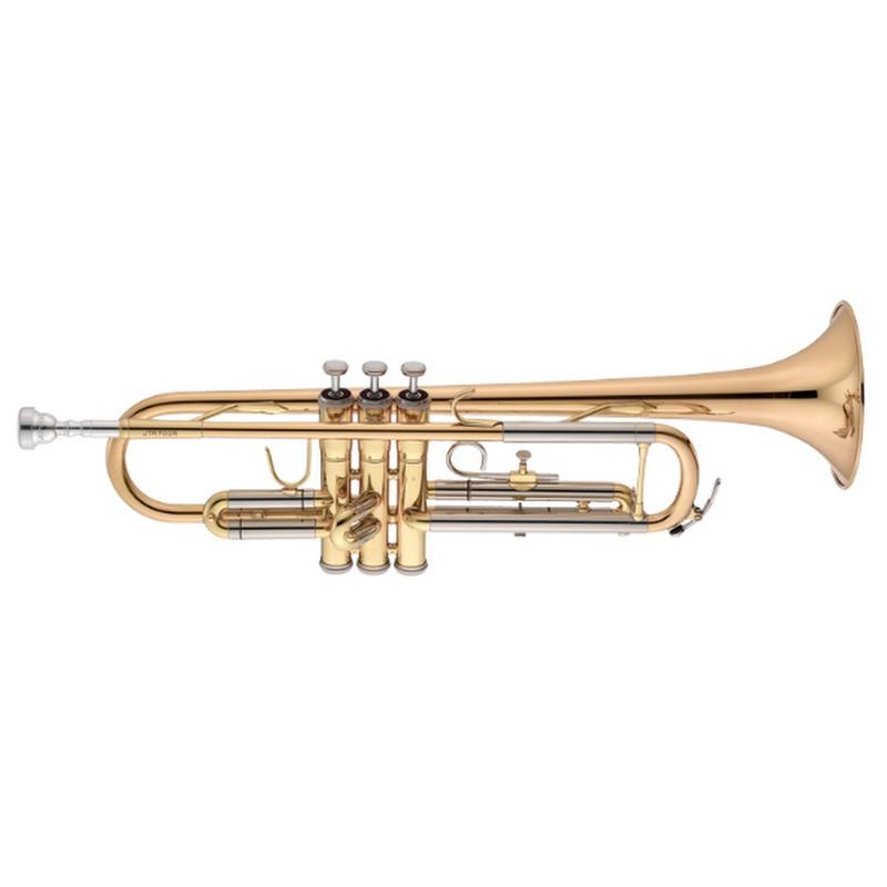 Jupiter JTR700RQ Bb Trumpet rosebrass