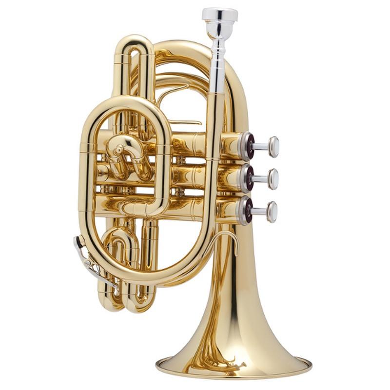 Jupiter JTR710 Bb Pocket Trumpet