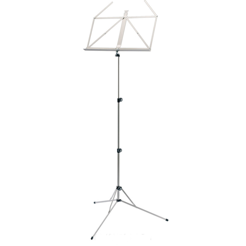 K&M 101 Music Stand Nickle