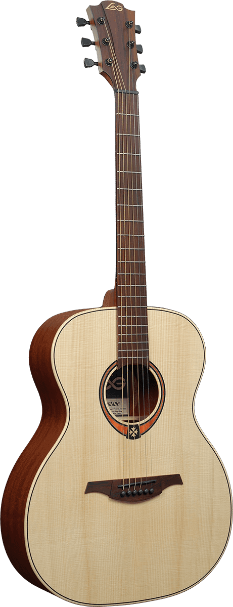 LAG TRAMONTANE 70 T70A Acoustic Guitar