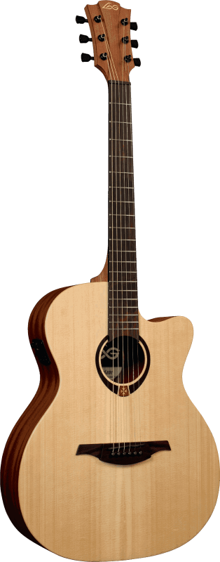 LAG TRAMONTANE T70ACE Electro Acoustic Guitar