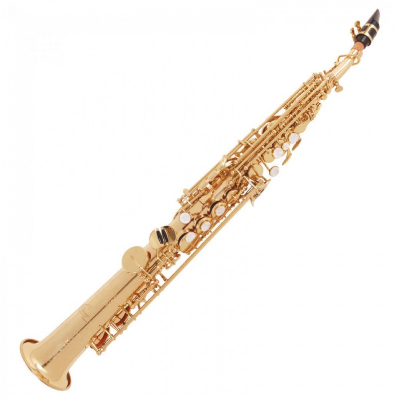 ODYSSEY PREMIERE STRAIGHT 'BB' SOPRANO SAXOPHONE OUTFIT