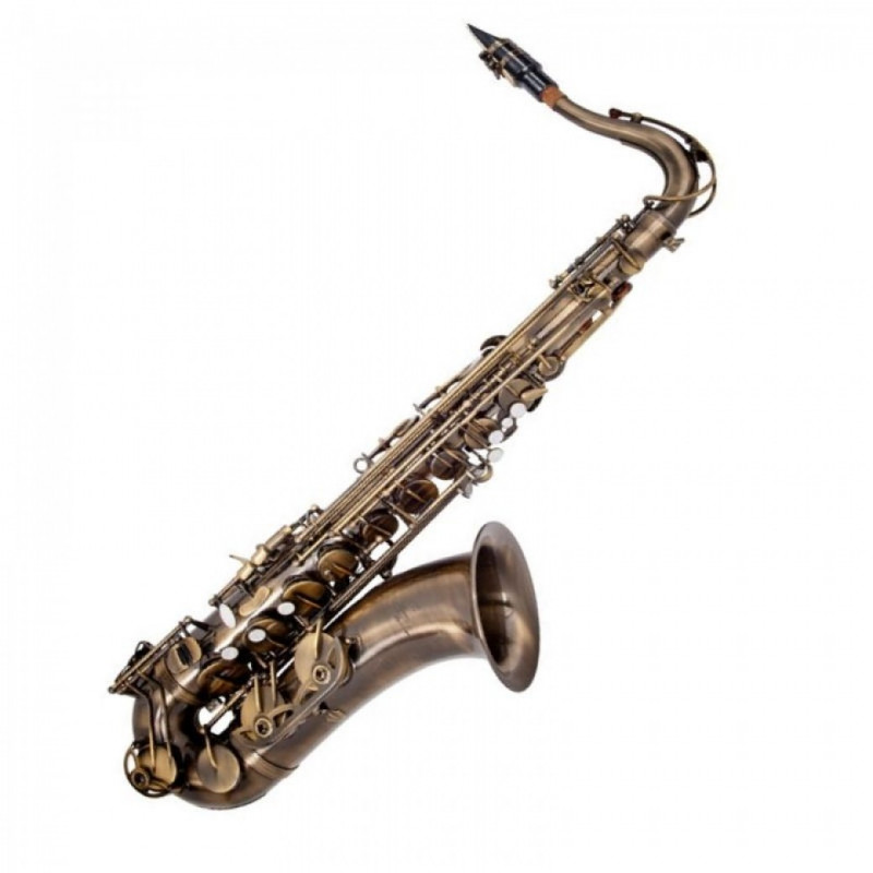 ODYSSEY SYMPHONIQUE 'BB' TENOR SAXOPHONE OUTFIT – DISTRESSED