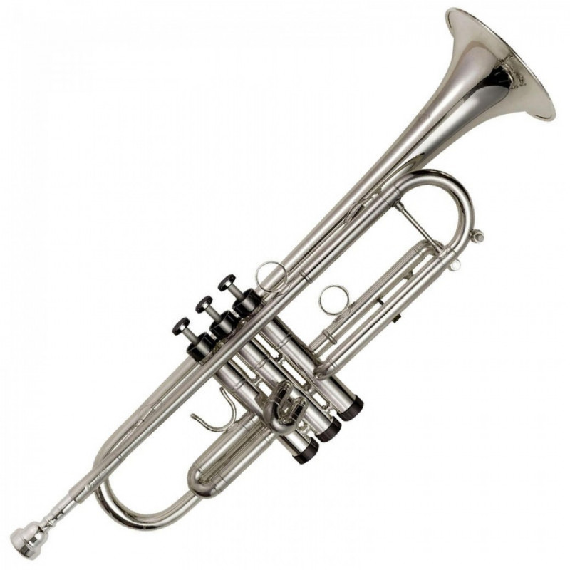 P. MAURIAT 71 BB TRUMPET - SILVER PLATED