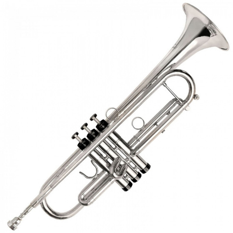 P. MAURIAT 72 BB TRUMPET - SILVER PLATED