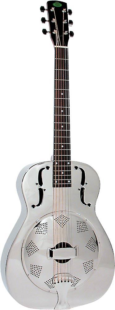 Regal Metal Body Resonator Guitar