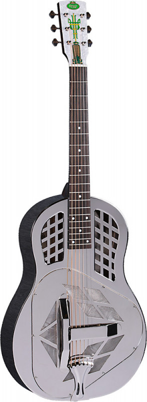 Regal Tricone Resonator Guitar