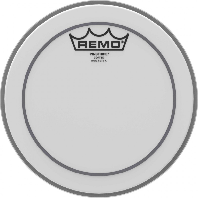"Remo 08"" PINSTRIPE COATED"