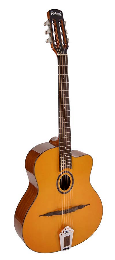 Richwood Hot Club jazz guitar