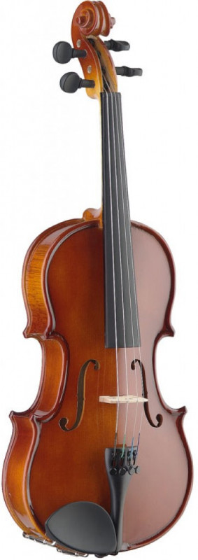 Stagg 4/4 solid maple violin