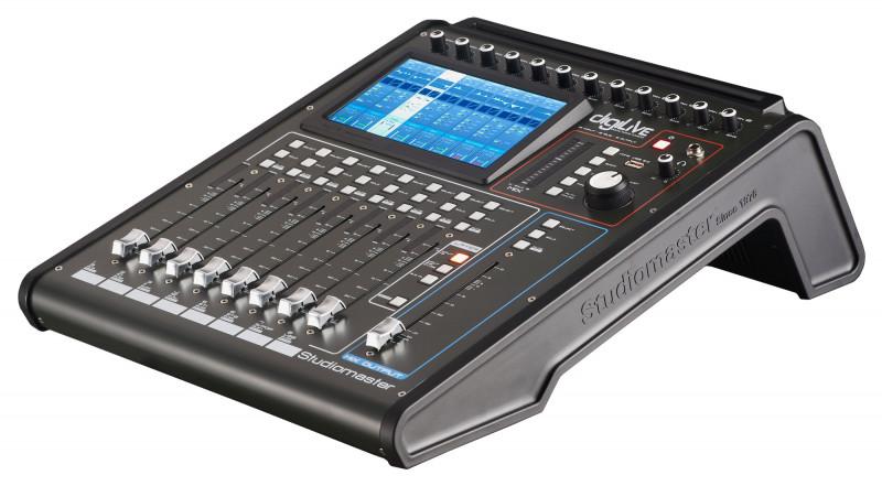 Studiomaster digiLivE16 mixer