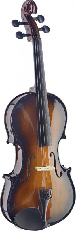 Sunburst 4/4 Solid Maple Violin