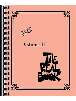 The Real Book: Volume II – Second Edition (C Instruments)