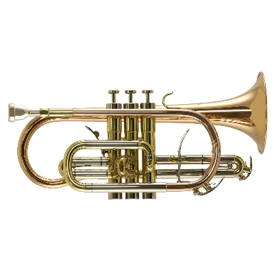 Trevor James Renaissance Bb Cornet 6500
