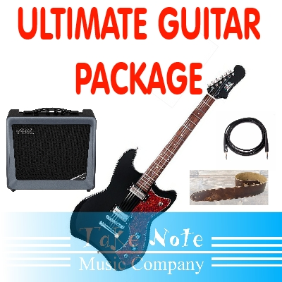 Ultimate guitar package