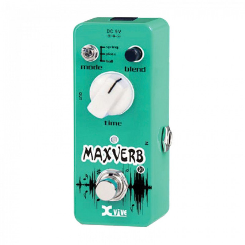 XVIVE MAXVERB DIGITAL PEDAL
